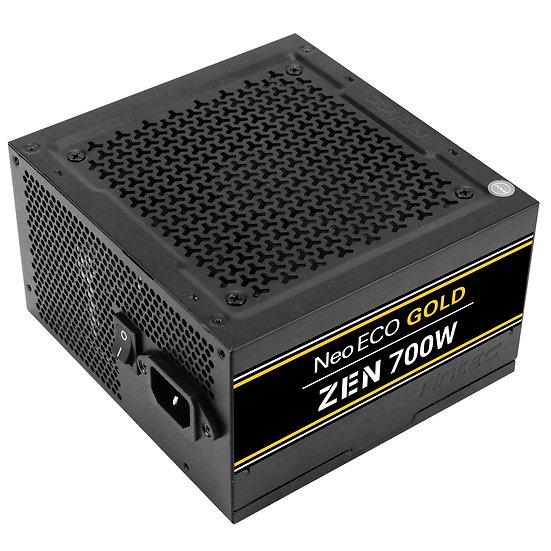 Antec Neo ECO Gold Zen 700W 120mm Silent Fan 80 PLUS Gold PSU