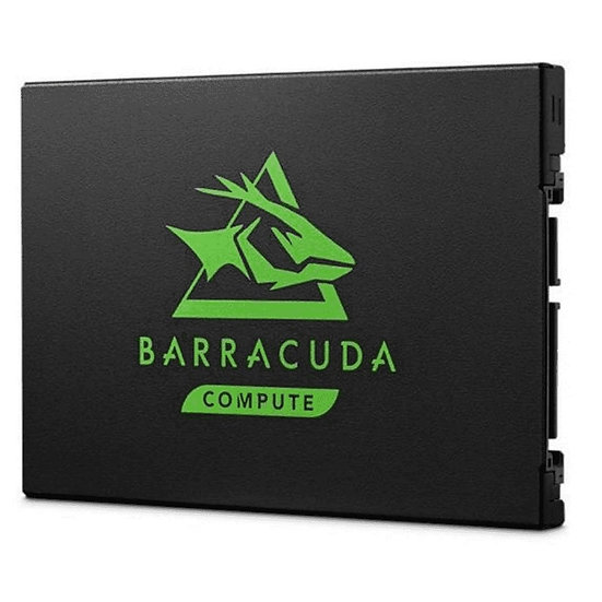"Seagate BarraCuda 120 2TB 2.5"" SATA III SSD"