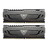 Patriot Viper Steel Series DDR4 16GB (2 x 8GB) 4400MHz Kit w/Gunmetal Grey heats