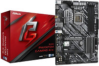 Asrock Z490 PHANTOM GAMING 4/AC, 1200, ATX, 4 DDR4, XFire, HDMI, AC Wi-Fi, M.2