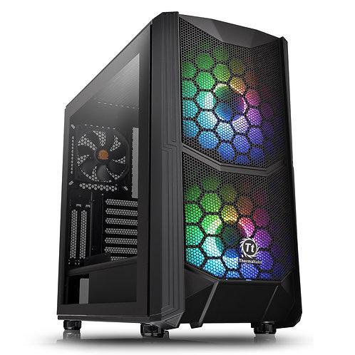 Thermaltake Commander C35 TG ARGB Edition Series Mid Tower 2 x USB 3.0 Tempered