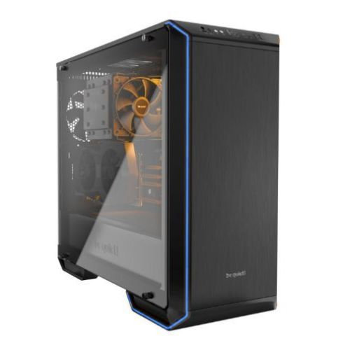 Be Quiet! Dark Base 700 RGB LED Gaming Case with Window, E-ATX, No PSU