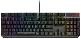 Asus ROG STRIX SCOPE RX Optical Mechanical RGB Gaming Keyboard, All-round Illumi