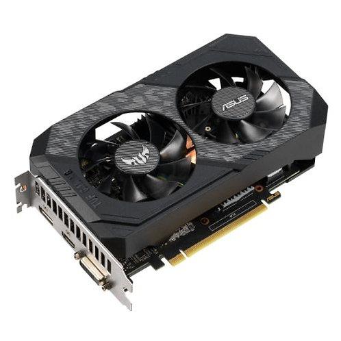 Asus TUF GAMING GTX1660 OC, 6GB DDR5, DVI, HDMI, DP, 1845MHz, Overclocked
