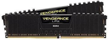 Corsair Vengeance LPX 16GB Kit (2 x 8GB), DDR4, 2133MHz (PC4-17000), CL13, XMP