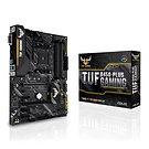 Asus TUF B450-PLUS GAMING, AMD B450, AM4, ATX, 4 DDR4, XFire, DVI, HDMI