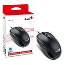 Genius DX-110 PS2 Black Mouse