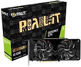Palit GTX1660 SUPER GamingPro OC, 6GB DDR6, DVI, HDMI, DP, 1830MHz Clock