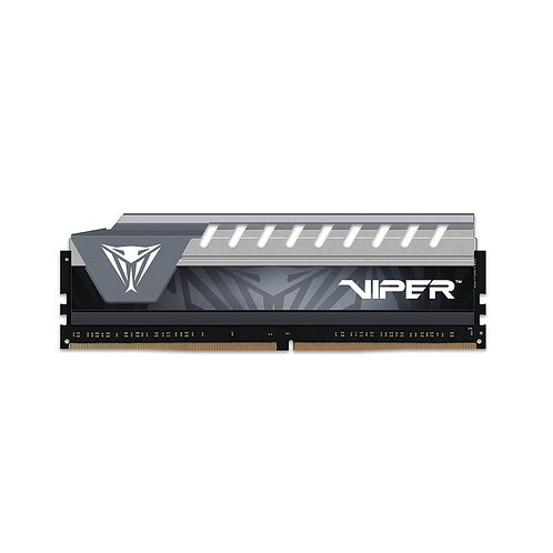 Patriot Viper Elite Series 8GB Black & Grey Heatsink (1 x 8GB) DDR4 2400MHz DIMM