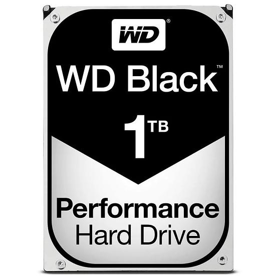 """WD Black 1TB 3.5"""" SATA III Desktop HDD/Hard Drive"""