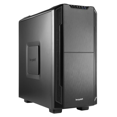 Be Quiet! Silent Base 600 Gaming Case, ATX, No PSU, Tool-less, 2 x Pure Wings 2