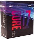 Intel Core i7 8700K 3.7GHz 6x Core Processor - Unlocked