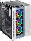 Corsair Crystal Series 680X RGB Gaming Case with Tempered Glass Window, E-ATX, D