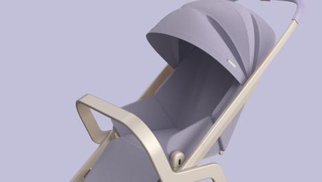 ReNew | Graco stroller redesign