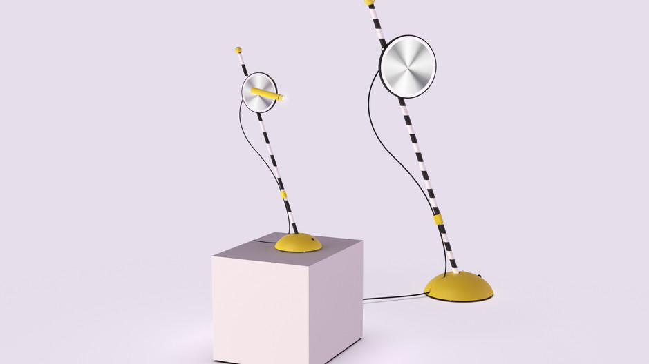 Z Series   table and floor lamp series