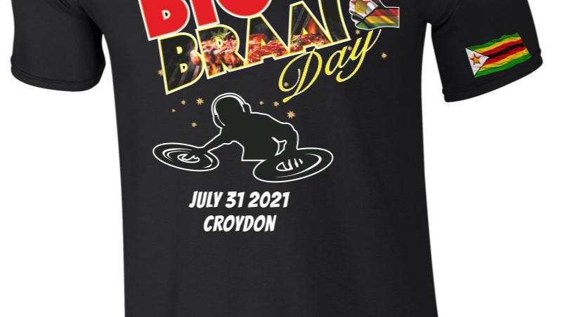 Big Braai T-shirt