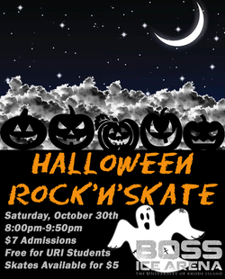 Halloween RocknSkate