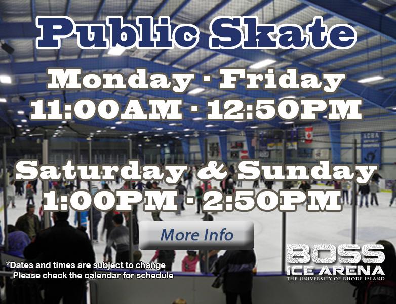 Skate page - Public Skate