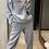 Thumbnail: סט חליפת טרנינג מדוגם