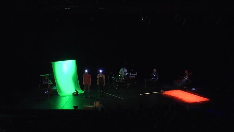 NOBODY WALKS, Théâtre Astrée, 24th of Ap