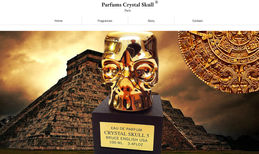 Parfum Crystal Skull | New York