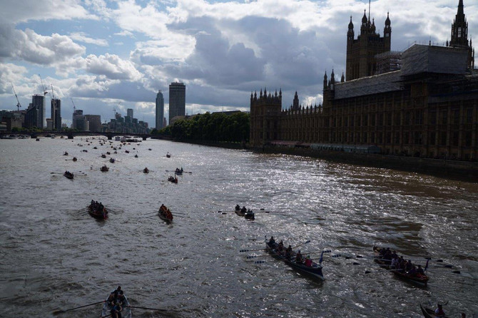 ASTC THE GREAT RIVER RACE ON THE THAMES