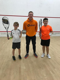 Junior Squash News