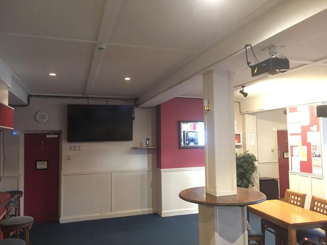 Bar Area Refurbishment