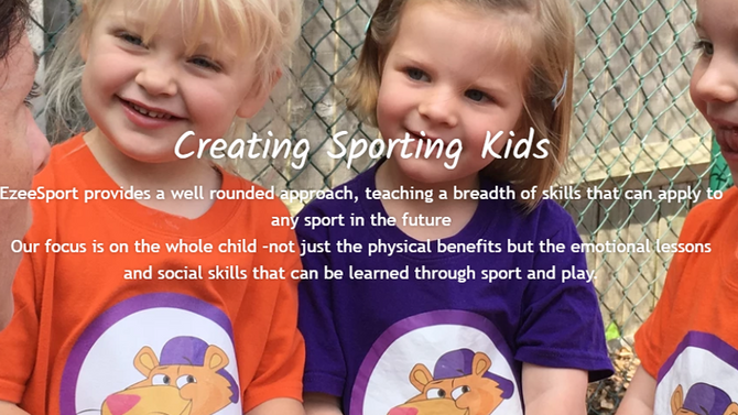 Sporting Kids with EzeeSport