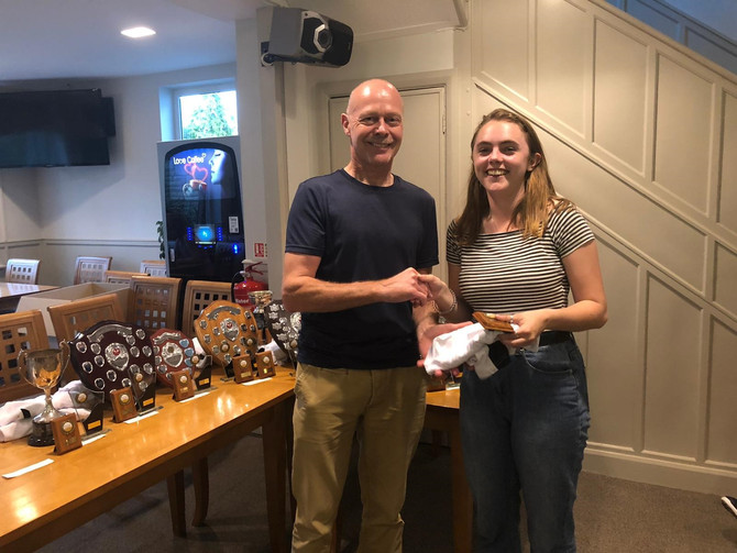 Stewart and Staples Squash Triumph