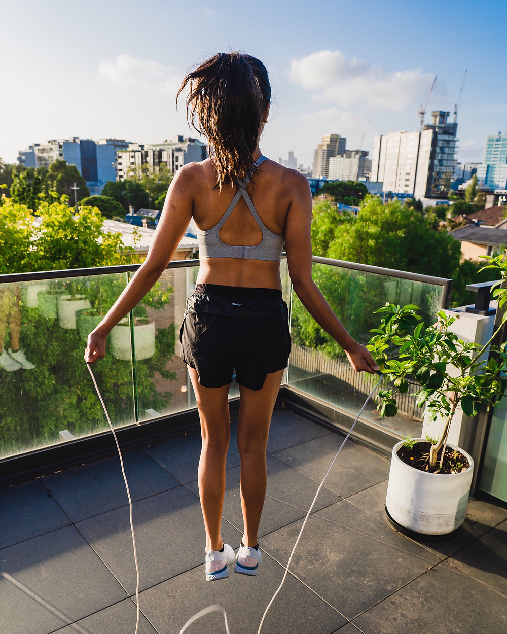 SKB on the run - top tips to help you stick to your workout routine