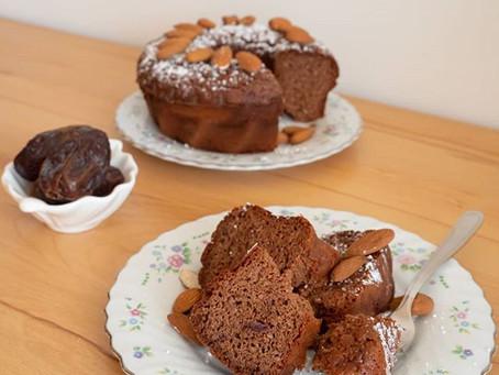 Schoko-Dattel Kuchen