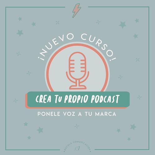 Curso: Creá tu propio Podcast