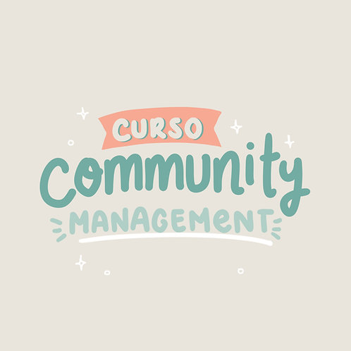 Curso Community Management online