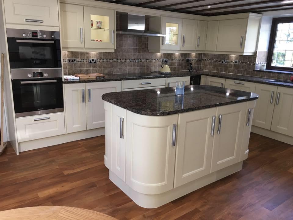 Fully bespoke kitchen