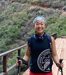 Jinghuan on Oiselle