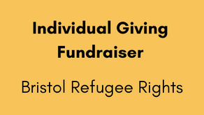 Individual Giving Fundraiser - Bristol Refugee Rights