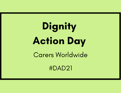 Dignity Action Day - Carers Worldwide