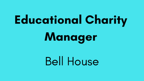 Educational Charity Manager - Bell House
