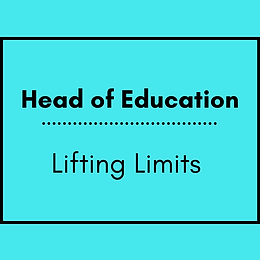 Head of Education - Lifting Limits