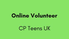 Online Volunteer - CP Teens UK