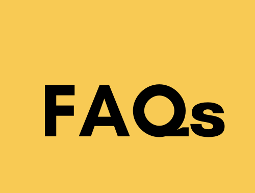 New Website FAQs