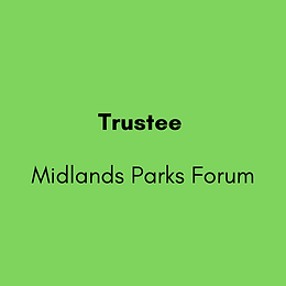 Trustee - Midlands Parks Forum