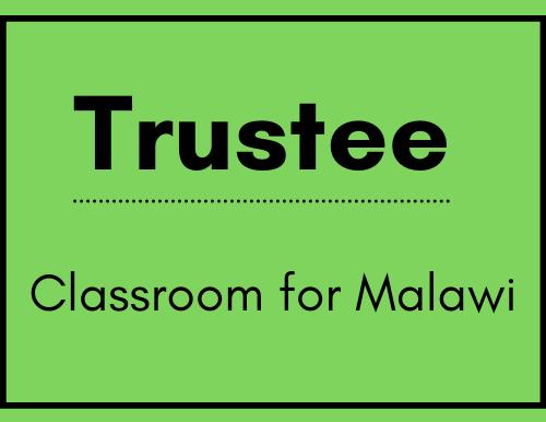 Trustee - International Development Experience