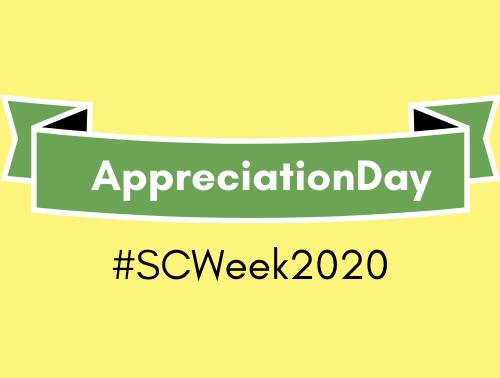 Small Charity Week 2020 - Appreciation Day