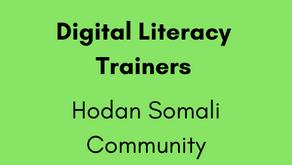 Digital Literacy Trainers - Hodan Somali Community