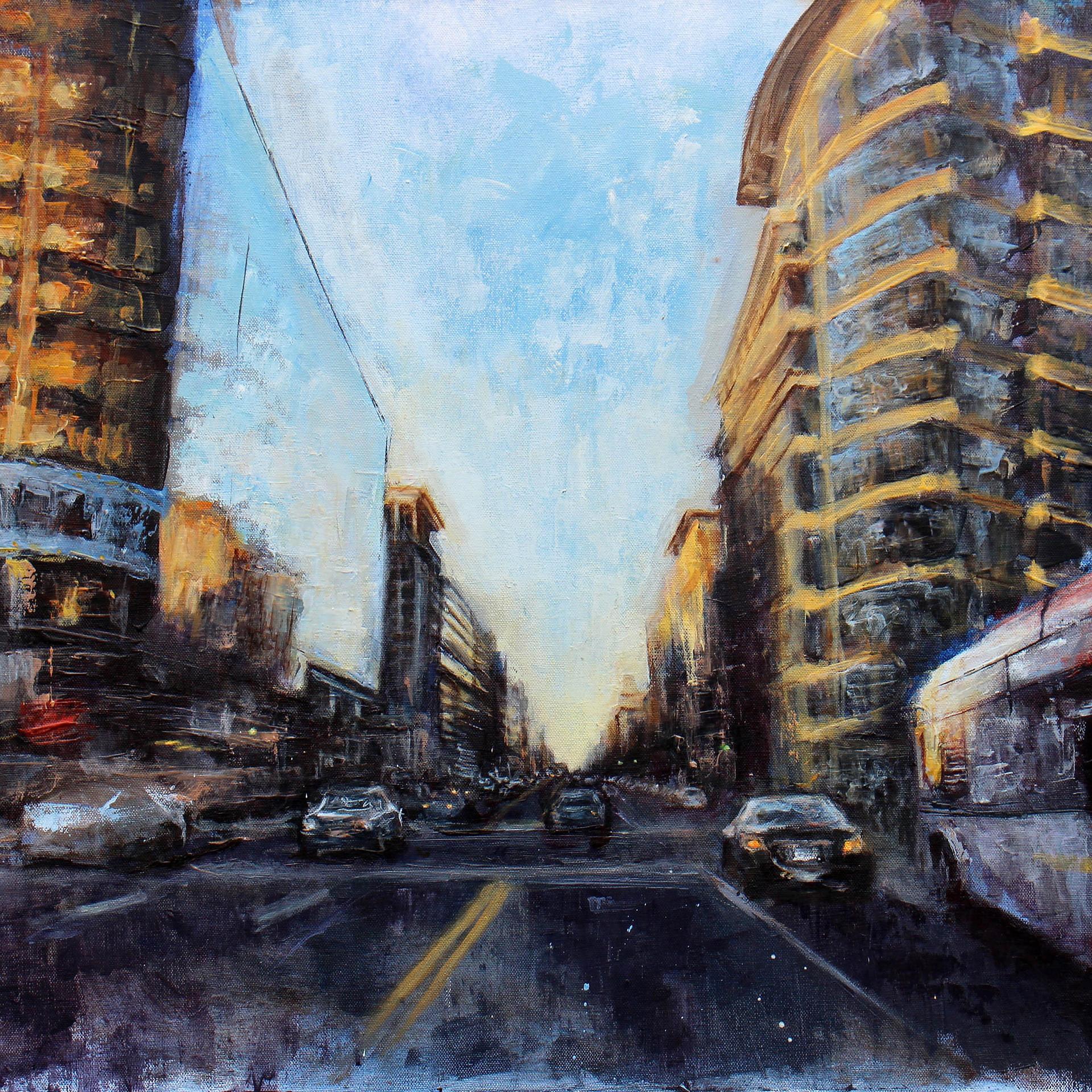 Ramandip Singh - 1st Place Painting