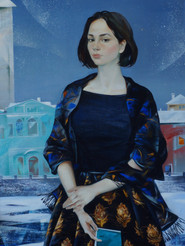 """FINALIST"" Maria Likhaja for ""Portrait of my Sister"""