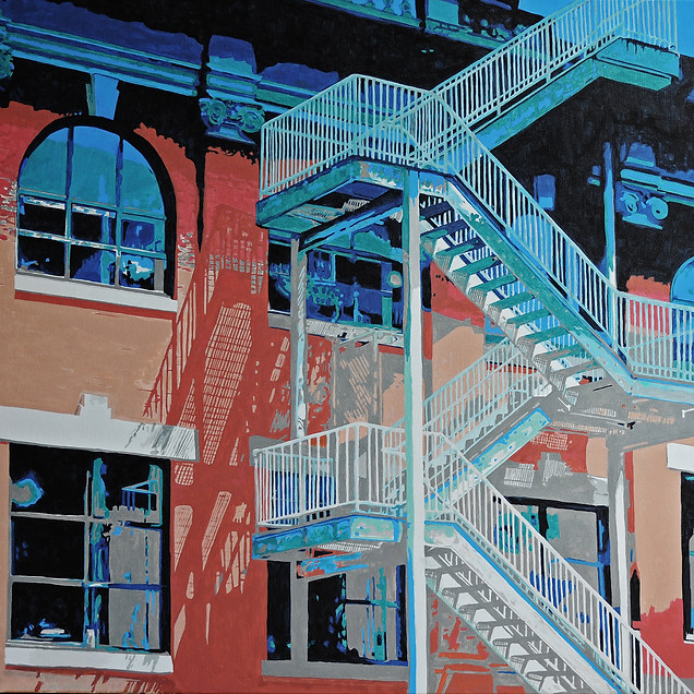 Carol Loeb - 1st Place Painting