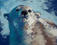 "Mariya Fedorova ""Polar Bear"""